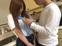 Asian, Japanese, Japanese handjob