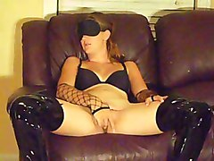 Two women play with amateur