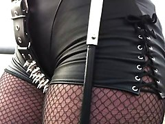 Smoking, Leather, Pornstar leather