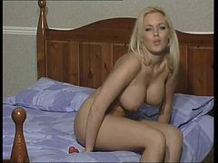 Blond. Sex tube-klipp
