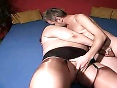 Nylon, Pantyhose nylon pissing squirting
