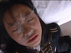 Asian, Compilation, Doll, Public facial