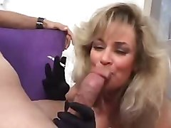 Blowjob, Asian double blowjob