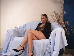 Anal, Casting, French, Matur anal