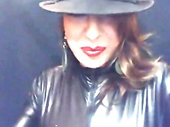 Smoking, Leather, Threesome leather