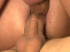 Chubby bbw plumper in 3 some
