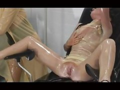 Latex, Girlfriend, Kathia nobili latex