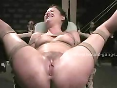 Anal, Blonde, Brutal, Brutalized pregnant