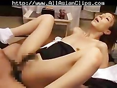 Asian, Chinese, Swallow, Chinese girl fucked