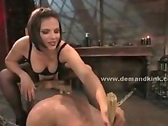 Slave, Lesbian slaves trained
