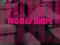 Whore, Milf, German pvc