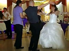 Upskirt, Wedding, Wife wants interracial breeding on wedding night