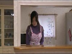 Housewife, Japanese, Wife, Japanese porn movie