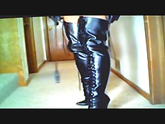 Leather, Leather solo
