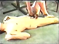 Heels, Girl on girl trample