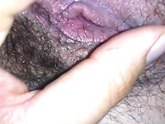 Shaving, Mature shaved fisting