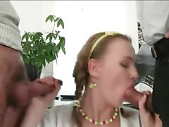 Double Anal, Office