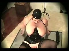 Fetish, Latex, Bbw, Fetish pornstar