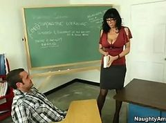 Teacher, Vintage teacher shemale