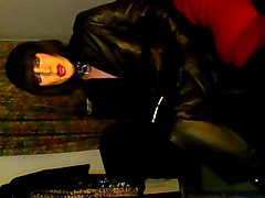 Black, Leather, Liz leather