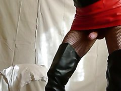 Boots, Fetish, Leather