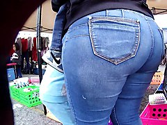 Jeans, Big Ass, Asses in jeans