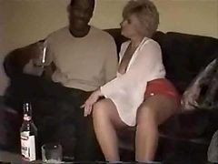 Black, Wife, Drunk, Blonde black