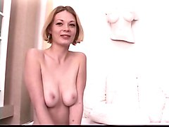 Riding, Cute, Sybian, Massive breasted german mature