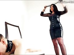 Bdsm, Domination, Latex, Bdsm gay handjob