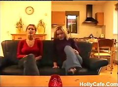 Casting, Homemade, Threesome, Amature homemade lesbian