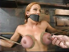 Bdsm, Asian nylon bdsm