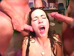 Rough, Rough gangbang humiliation