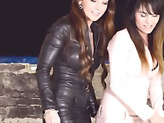 Boots, Fetish, Smoking, Leather chair