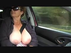 Granny, Outdoor, Outdoor wet and messy