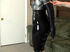 Bondage, Office, Latex