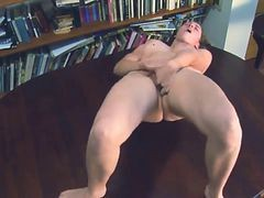 Hairy, Masturbation, Orgasm, Male female masturbating