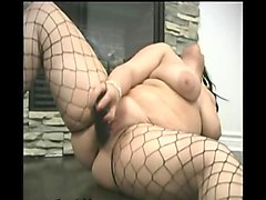 Bbw dry humping solo