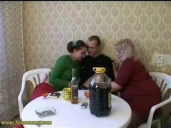 Ffm, Russian, Couples 3 some
