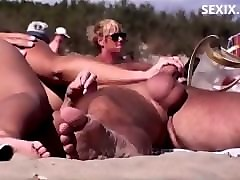 Erotic, Group, Beach, Voyeur wife