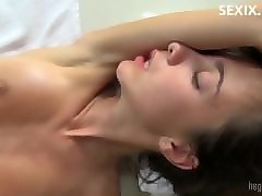 Massage, Orgasm, Ass, Young wife reluctant massage orgasm