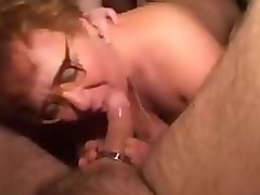 Bus, Rough, Fat, Rough gangbang anal bukkake