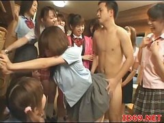 Asian, Japanese, Japanese school girl
