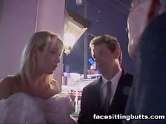 Facial, Wedding, Wedding upskirts