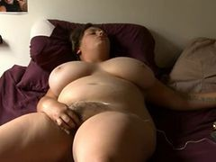 Masturbation, Ass, Bbw, Masturbation amateur