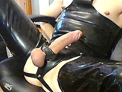 Rubber, Latex pants rubber