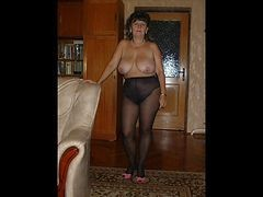 Panties, Wife, Pantyhose, Asian pantyhose office