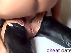 Anal, Leather, Cheating, Leather boots gay
