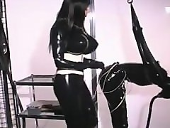 Bondage, Rubber, Rubber and lycra