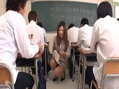 Asian, Japanese, Teacher, Japanese girl black cock