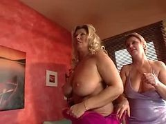 Bus, Orgy, Mom and three sons hot family sex orgy